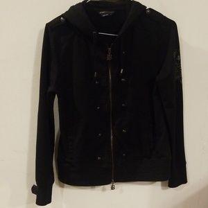 BCBG MAXAZRIA black.jacket